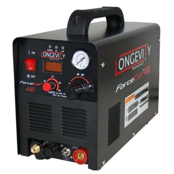 Longevity Forcecut 40D Plasma Cutter Review