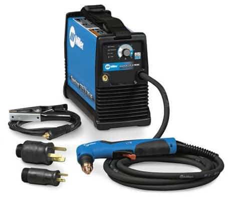 Miller Spectrum 375 Plasma Cutter Review