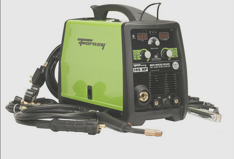 forney 324 welding machine
