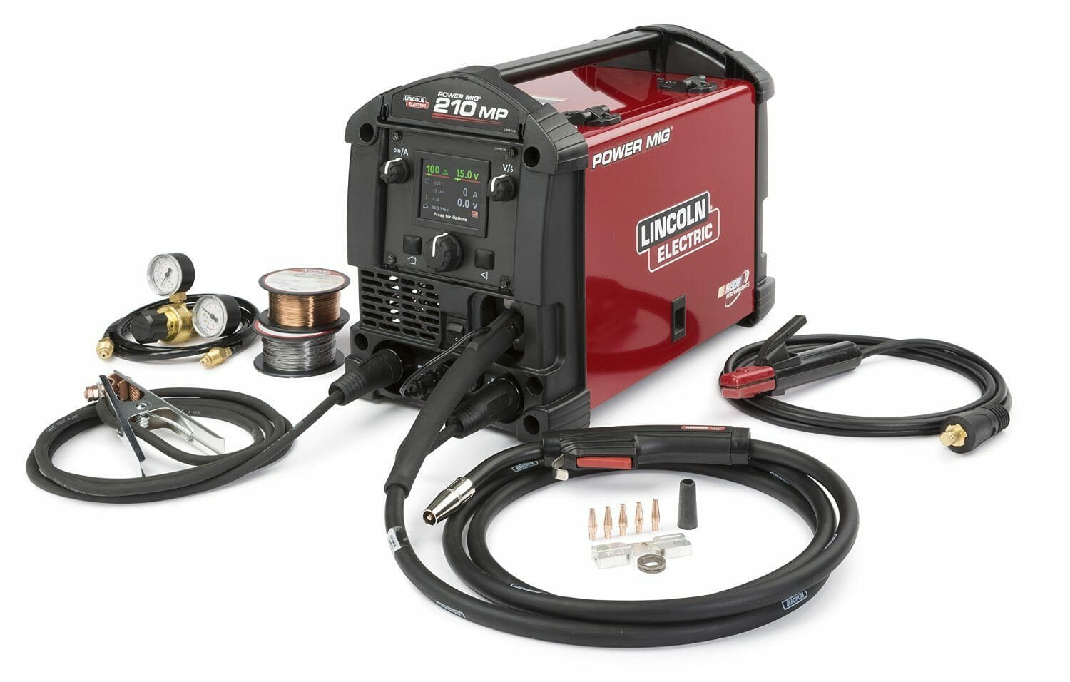 Lincoln MIG 210 Welder Review - CromWeld.com