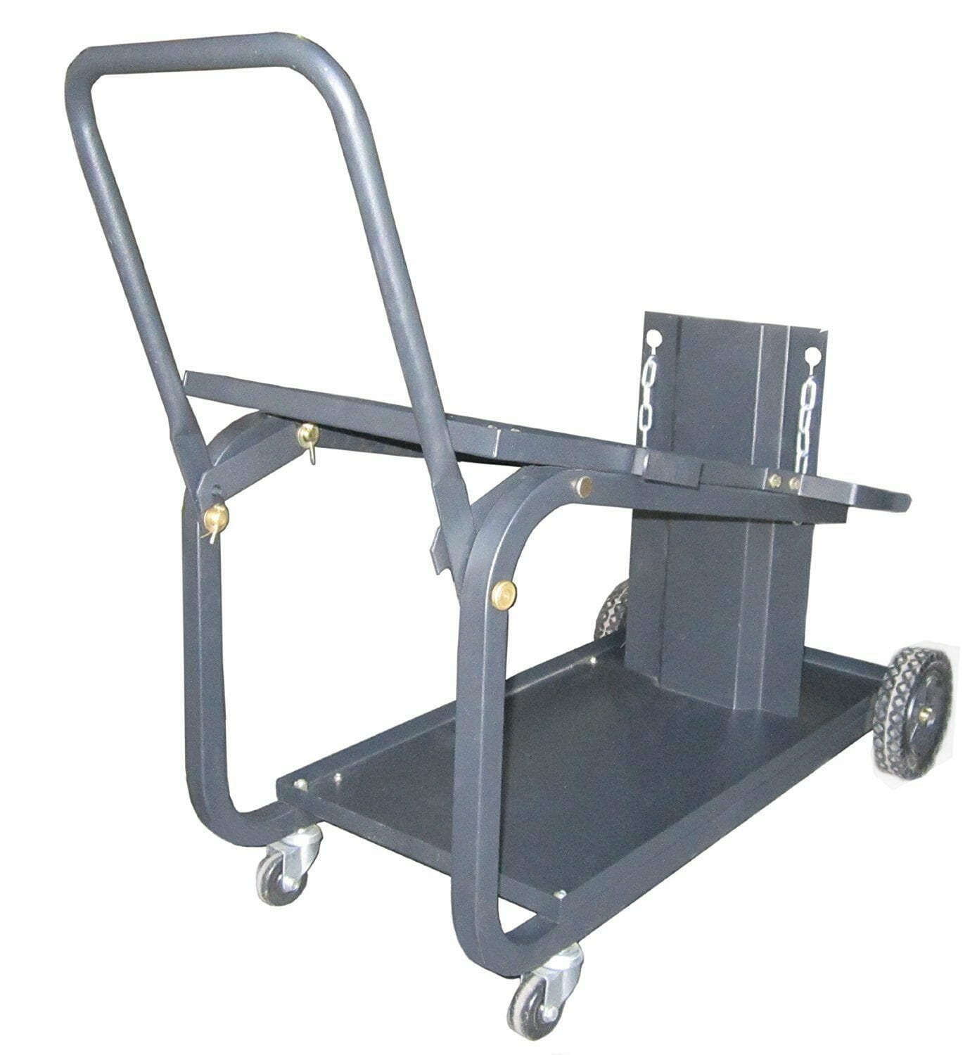 metal man uwc2 - a great cart for stick welding