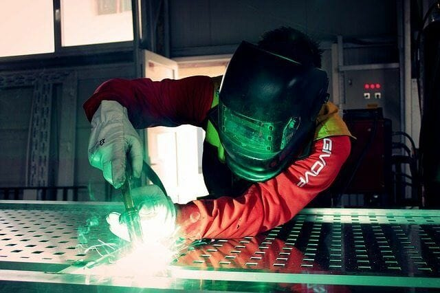Best Welding Type for Aluminum