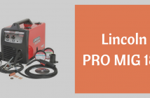 Lincoln PRO MIG 180 review