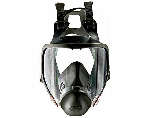 3M Full Facepiece Reusable Respirator 6700
