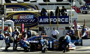 welders are often a key part of pit crews