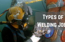 types of welding job