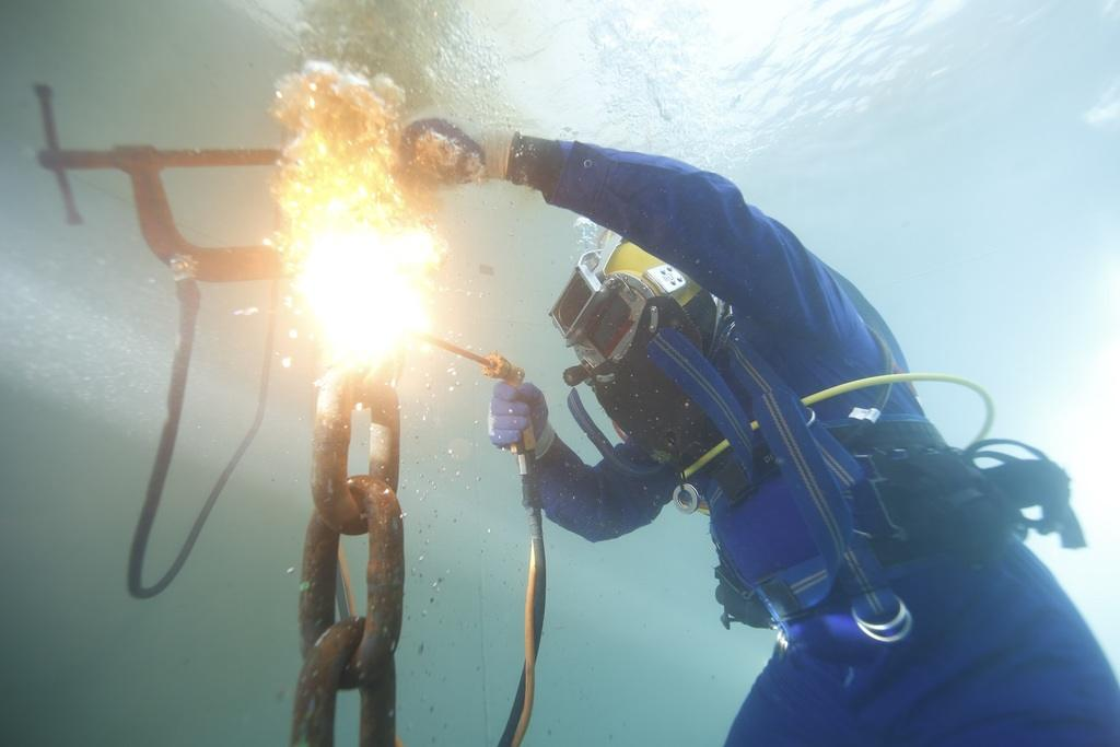 great underwater welding jobs are available
