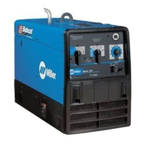 bobcat 250 welder generator review
