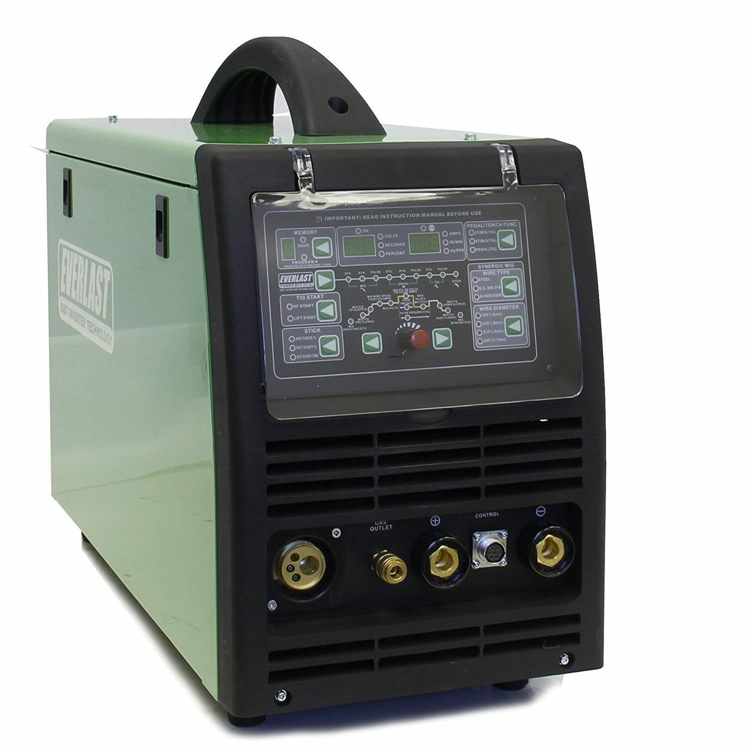 everlast multiprocess welder