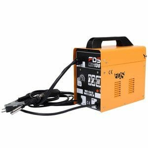 goplus flux core welder