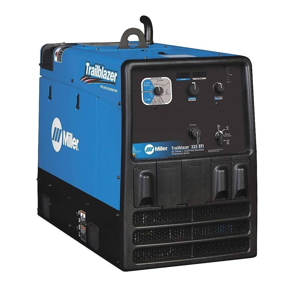 miller trailblazer 325 welder generator review