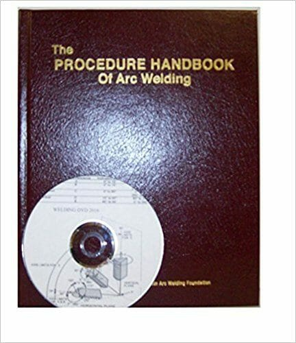 Procedure Handbook of Arc Welding Front Cover