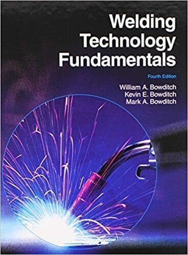 Welding Tech Fundamentals 4th Edition Cover