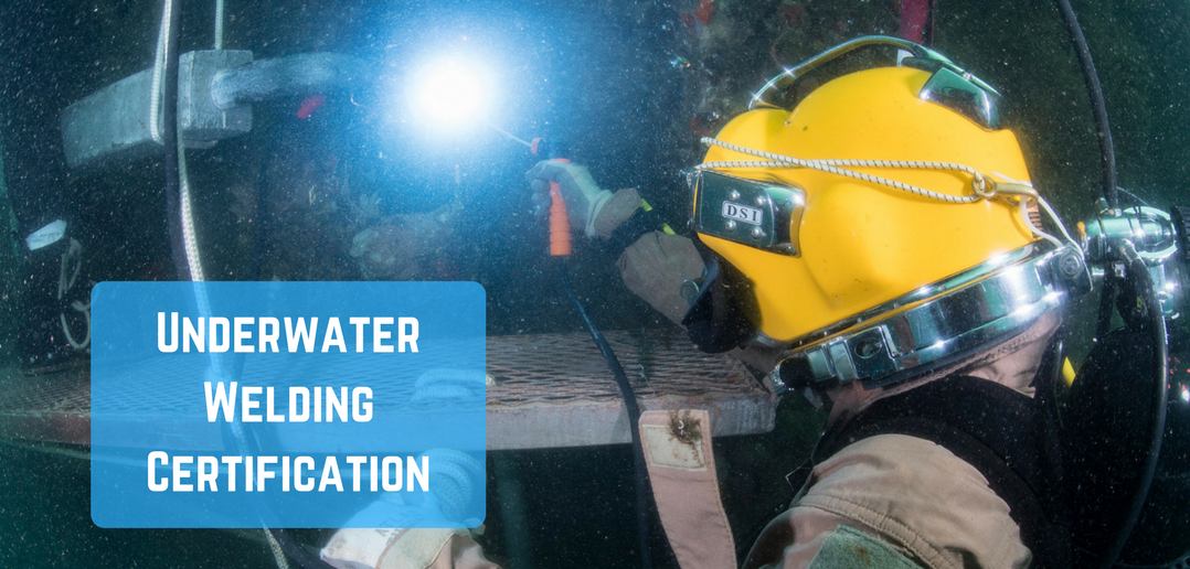 underwater welding certification