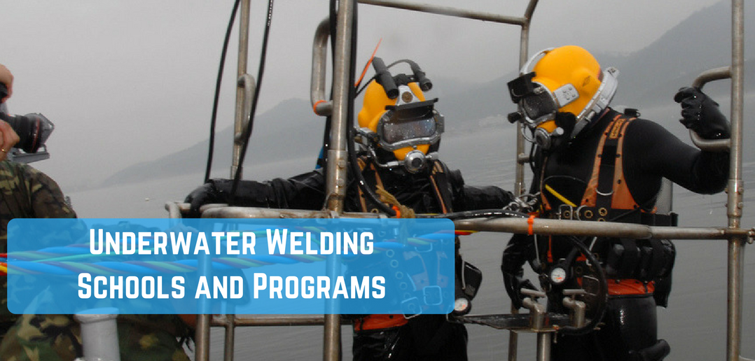 learning underwater welding