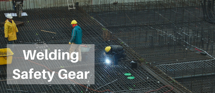 welding safety gear