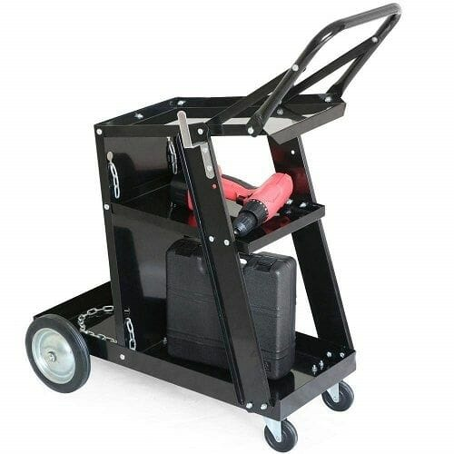 Topeakmart Welding Cart