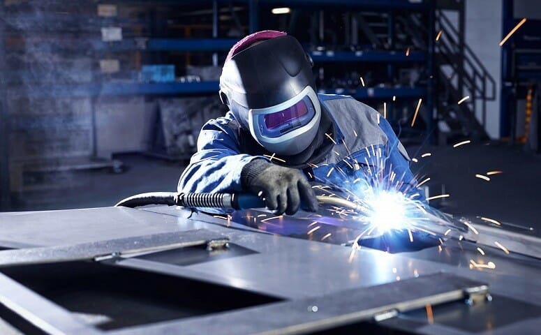 modern developments in welding