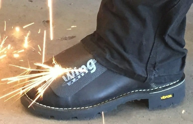 quality welding boots