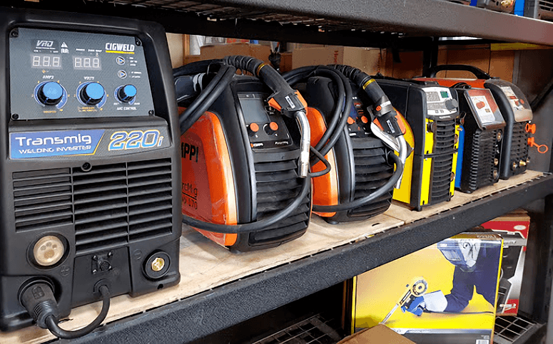 Welding Equipment Shop