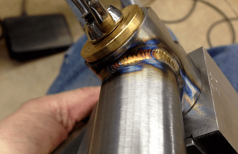 Visual Weld Checking