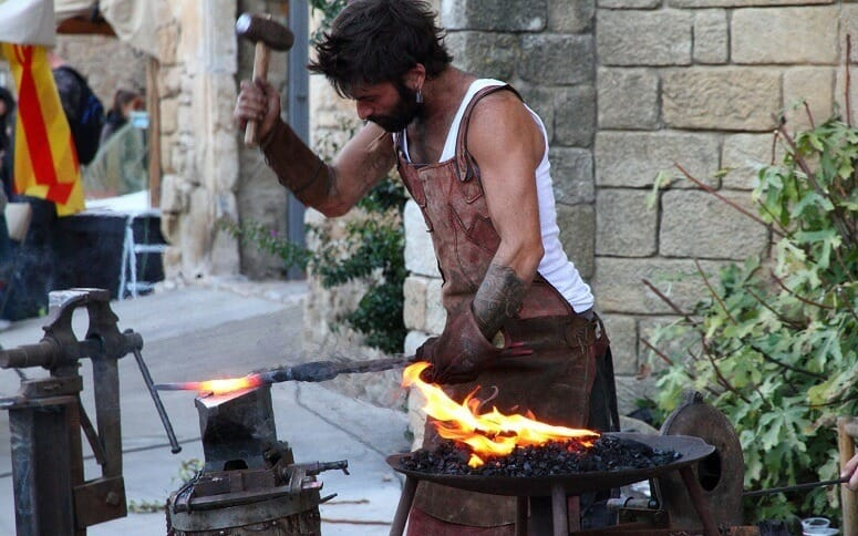 Male Blacksmith