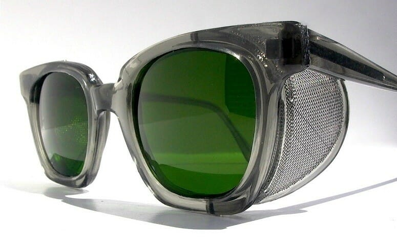 Retro Welding Glasses