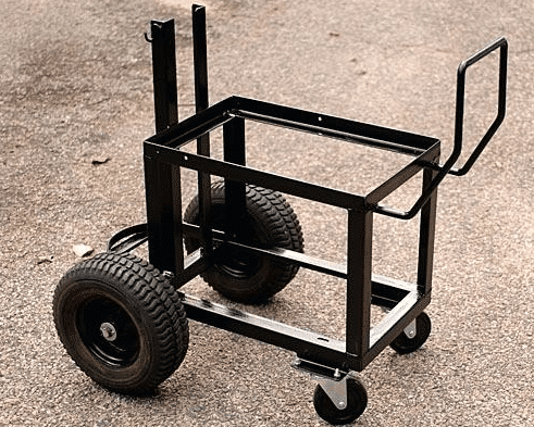 guide about how to make welding cart