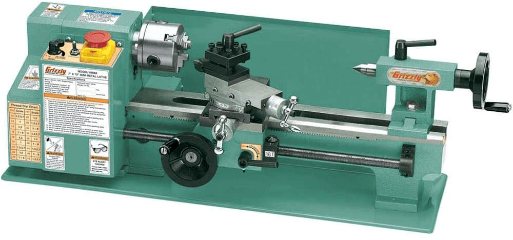 Grizzly G8688 Mini Metal-Lathe